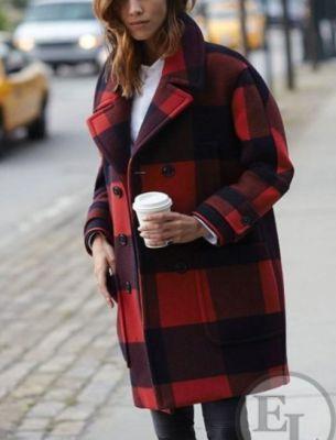Молодежное пальто 2016 - 11