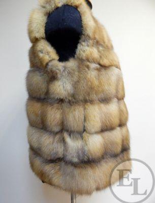 Куртка норка/соболь - 8