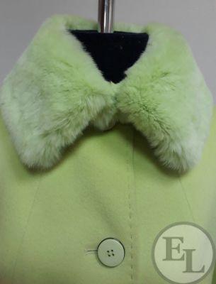 Съемный воротник для пальто