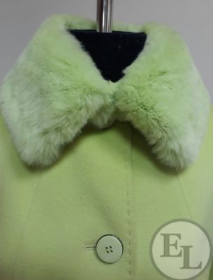 Съемный воротник для пальто - 1