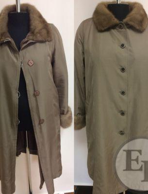 Пальто: до и после