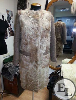 Пальто из козлика - 1