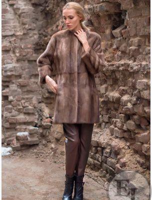 Пальто из меха - 18