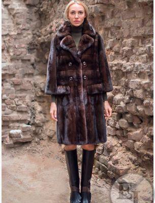 Пальто из меха - 2