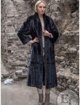 Пальто из меха - 13