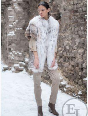 Пальто из меха - 8