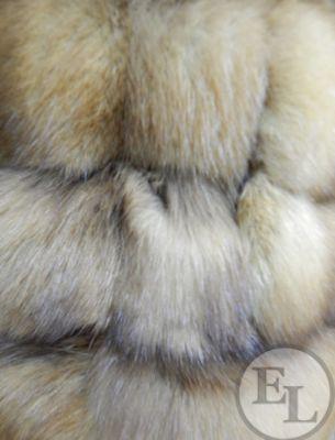 Куртка норка/соболь - 9
