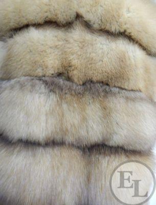 Куртка норка/соболь - 7