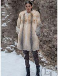 Пальто из меха - 16