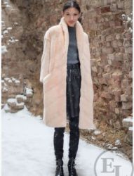 Пальто из меха - 19