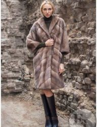 Пальто из меха - 20