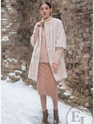 Пальто из меха - 22