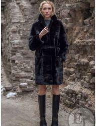 Пальто из меха - 12