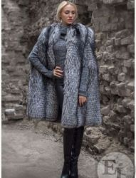 Пальто из меха - 9