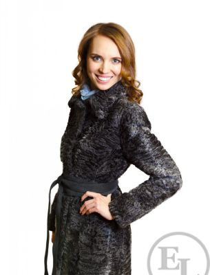 Пальто из каракульчи - 2