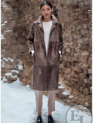 Пальто из меха - 1
