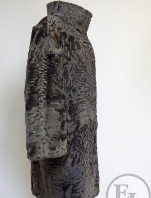 Шуба модели пальто. Свакара-каракуль - 2