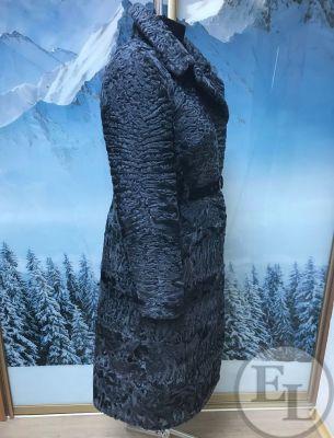 Пошив шубы из свакары-каракуля, 2018 - 2