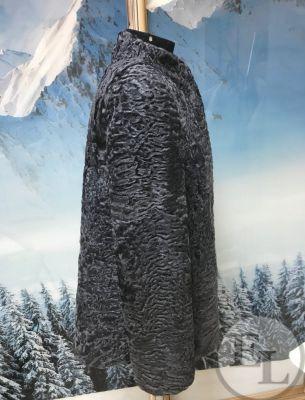 Пошив шубы из шкуры афганского каракуля - 1