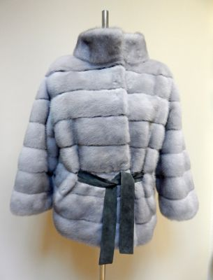 Куртки из меха