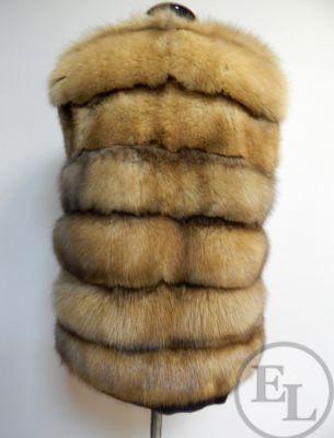 Куртка норка/соболь - 6
