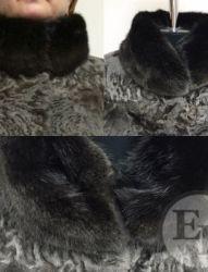Ремонт шубы, изменение воротника - 6