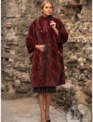 Пальто из меха - 21