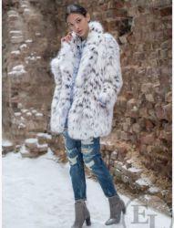Пальто из меха - 11