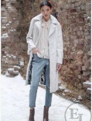 Пальто из меха - 5