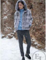 Пальто из меха - 10