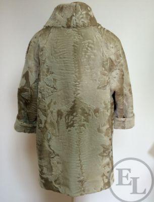 Пальто каракульча - 3