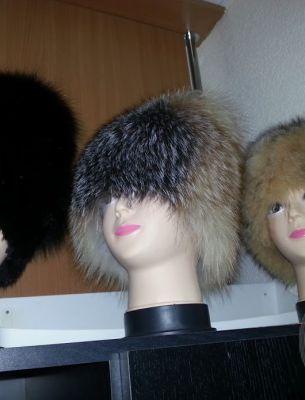 Меховые шапки - 1