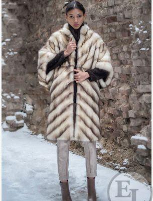 Пальто из меха - 3