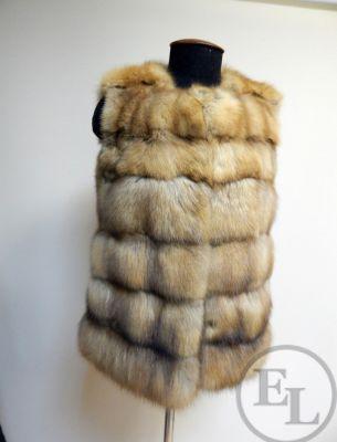 Куртка норка/соболь - 10