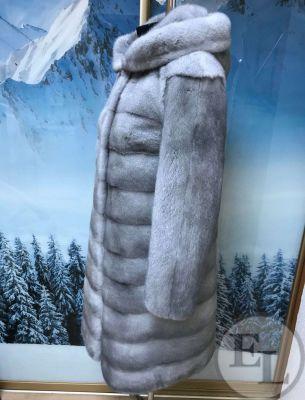 Пошив норковой шубы, новинка 2018 - 2